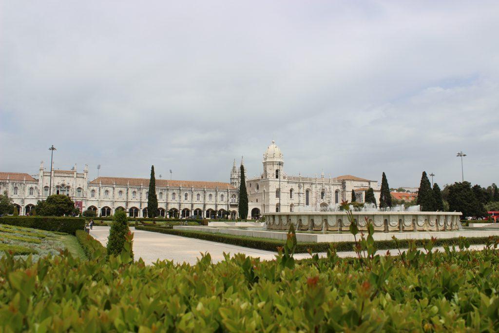 Monastère des Hiéronymites - Lisbonne - Parenthèse australienne