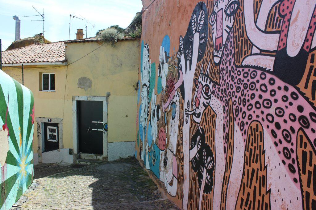 Lisbonne - Parenthèse australienne