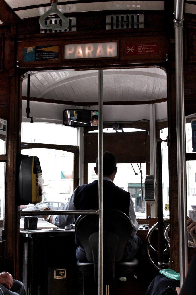 Lisbonne - Tram 28 - Parenthèse australienne
