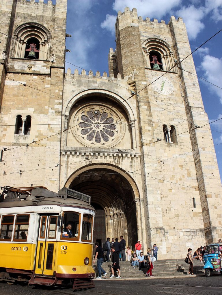 Cathédrale de Sé - Lisbonne - Parenthèse australienne