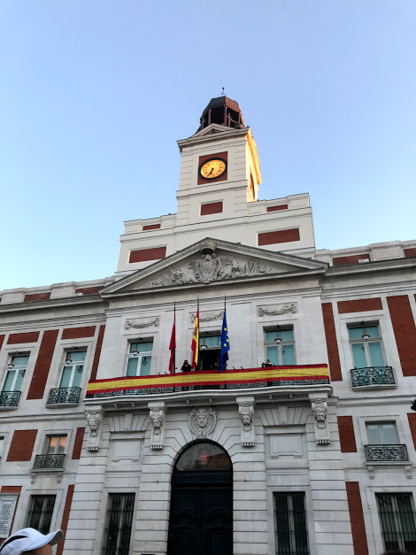 Madrid - Parenthèse australienne