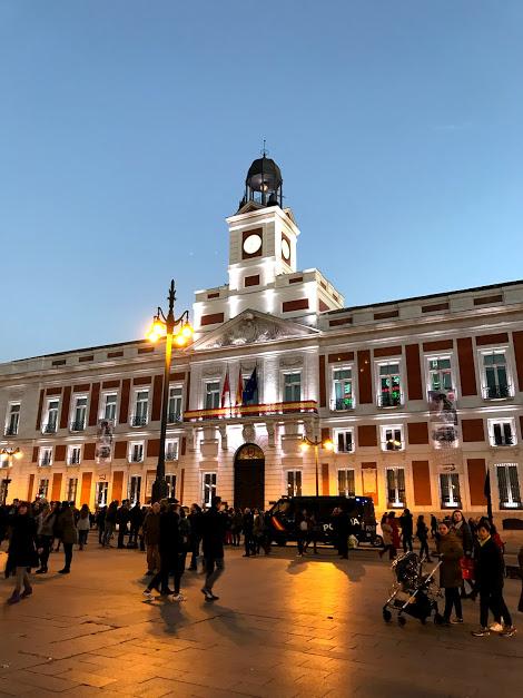 Madrid - Parenthèse australiene