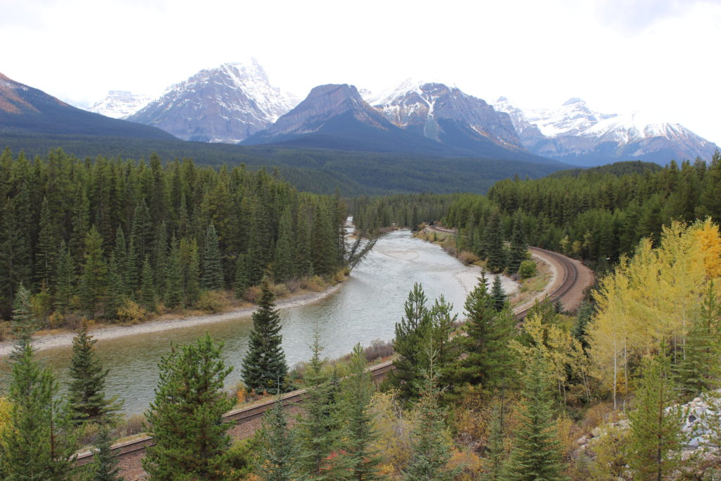 Bow Valley Parkway - Les Rocheuses - Canada - Parenthèse Canadienne