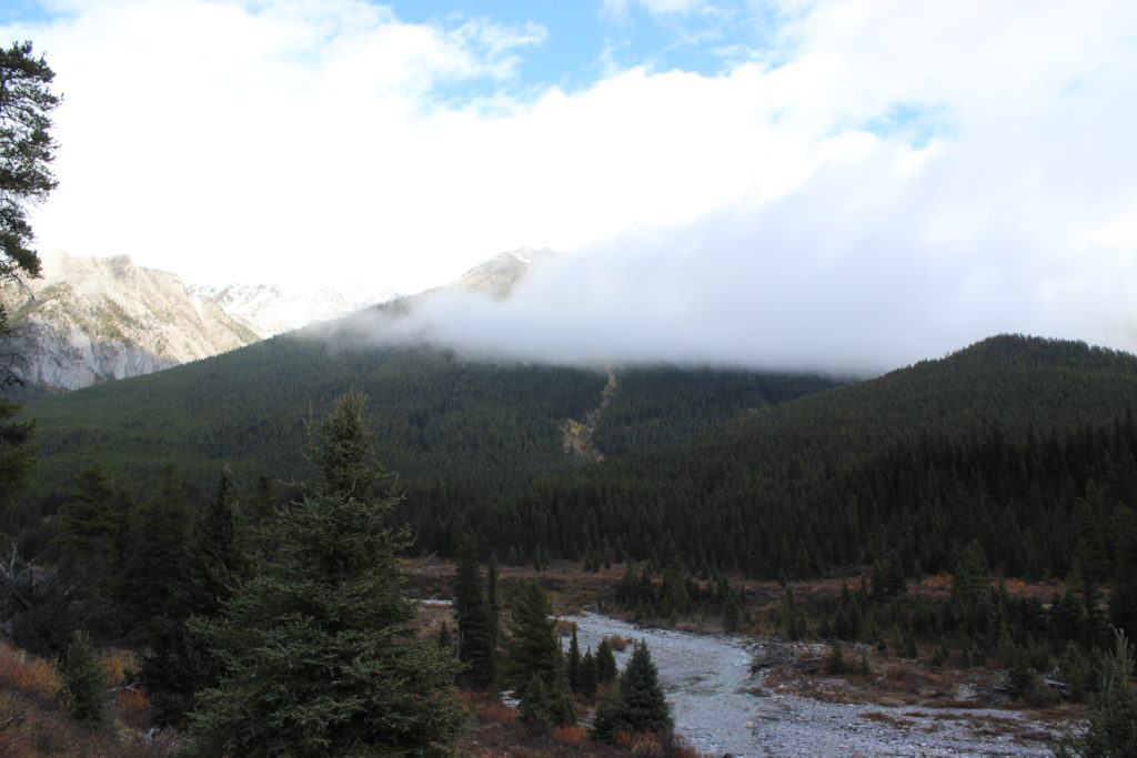Johnston Canyon- Les Rocheuses - Canada - Parenthèse Canadienne