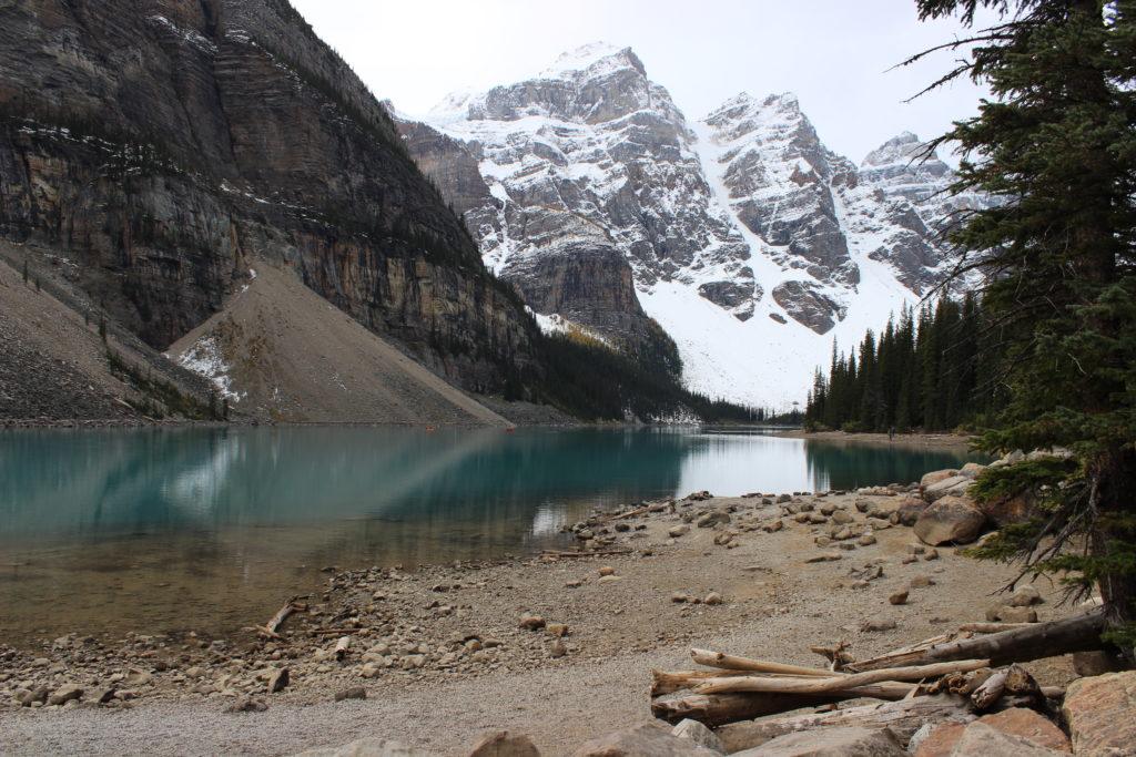 Lac Moraine - Les Rocheuses - Canada - Parenthèse Canadienne