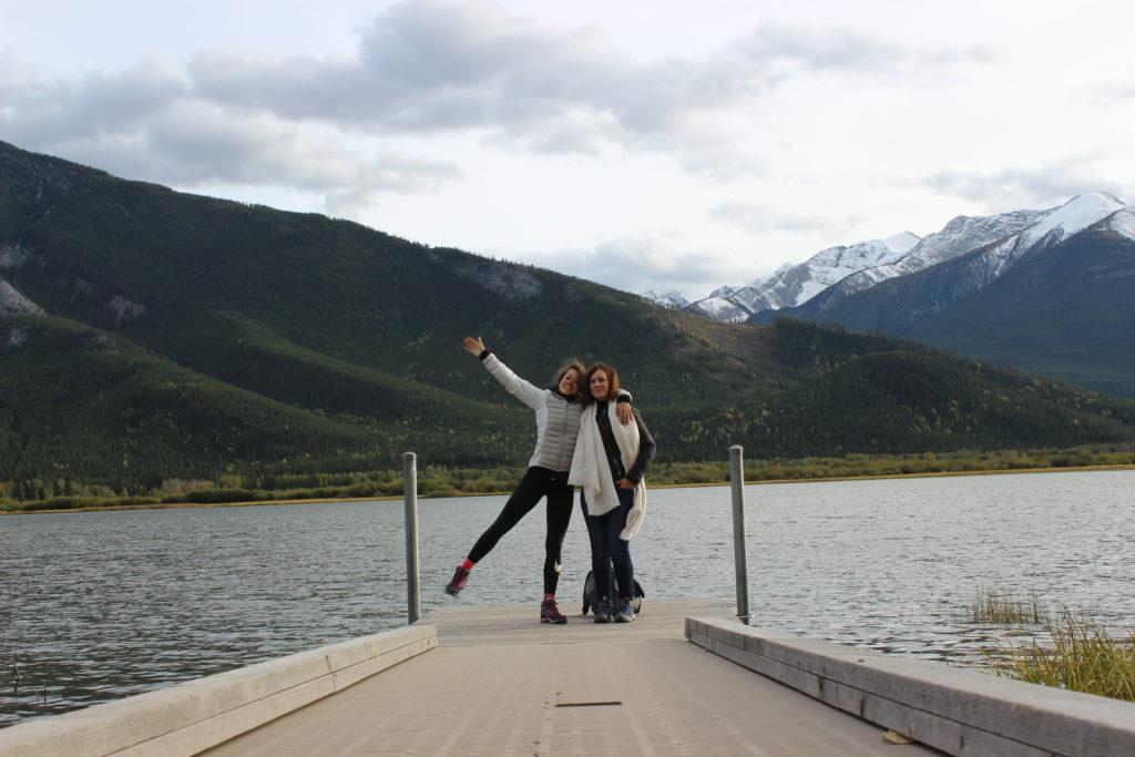 Lacs Vermillon - Banff - Les Rocheuses - Canada - Parenthèse Canadienne
