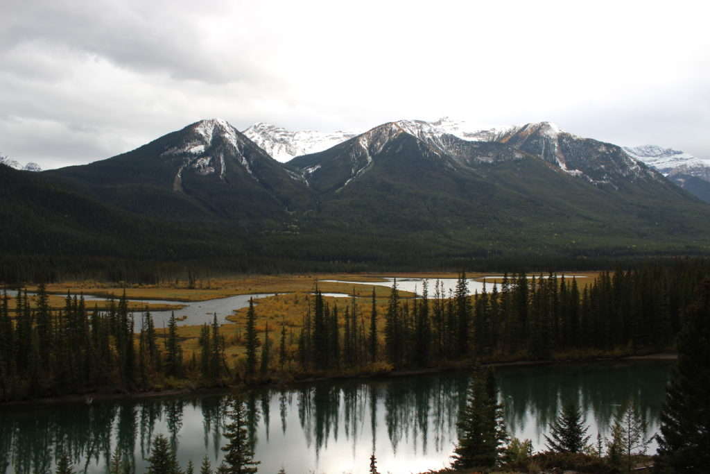 Lacs Vermillon - Les Rocheuses - Canada - Parenthèse Canadienne