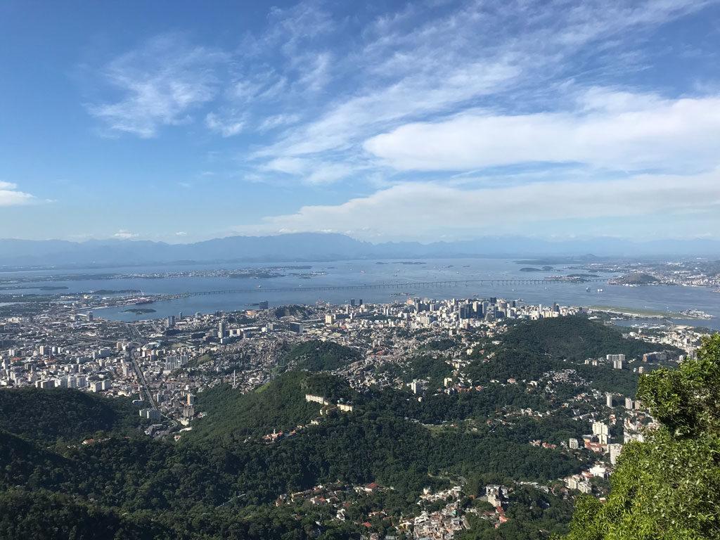 Christ rédempteur - Corcovado - Rio de Janeiro - Brésil - Parenthèse Brésilienne