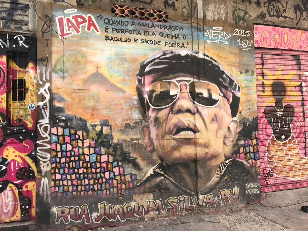 Free Walking Tour - Rio de Janeiro - Brésil - Parenthèse Brésilienne