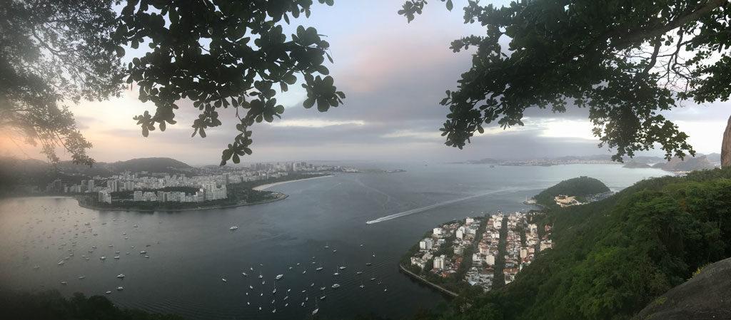 Pão de Açúcar - Rio de Janeiro - Brésil - Parenthèse Brésilienne