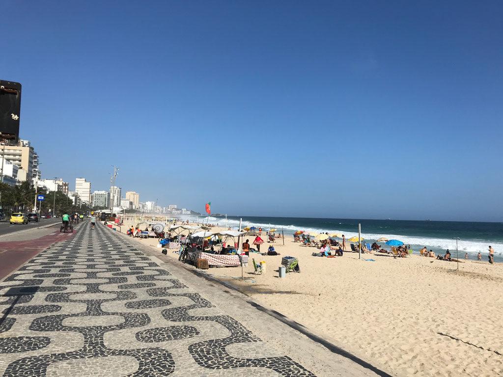 Plages - Rio de Janeiro - Brésil - Parenthèse Brésilienne