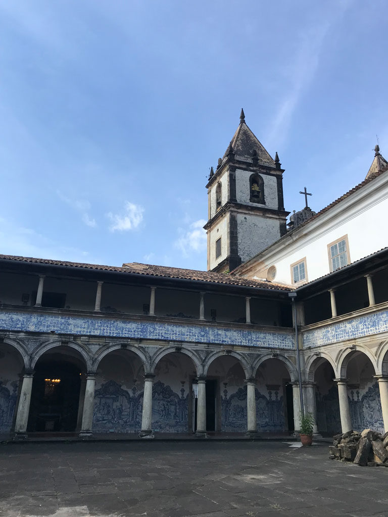 Parenthèse Brésilienne - Salvador - Nordeste - Église et Couvent Sao Francisco