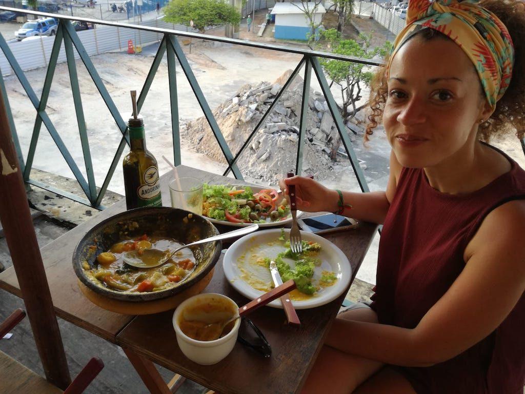 Parenthèse Brésilienne - Salvador - Nordeste - Moqueca - Cuisine Brésilienne