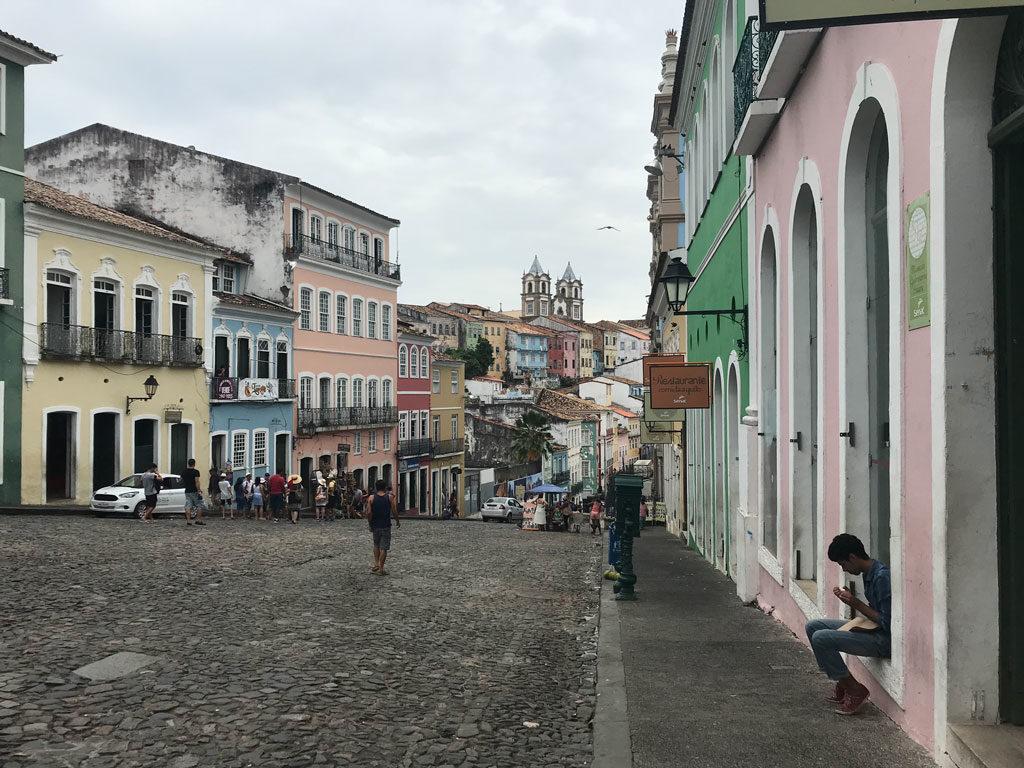 Parenthèse Brésilienne - Salvador - Nordeste - Pelourinho