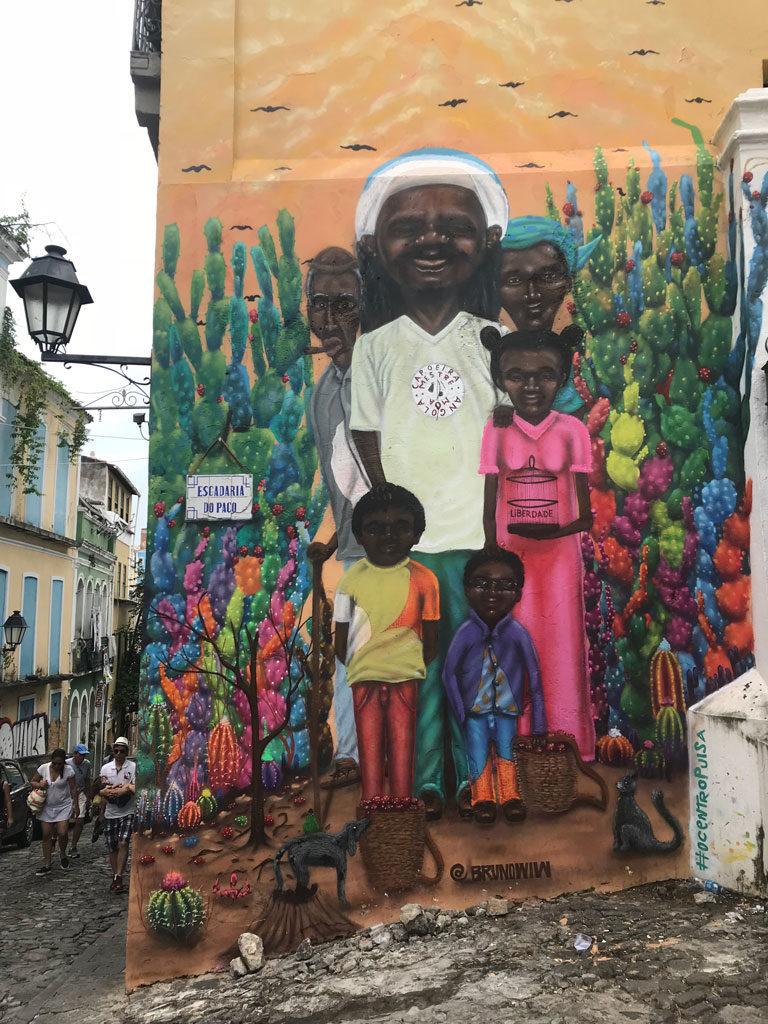 Parenthèse Brésilienne - Salvador da Bahia
