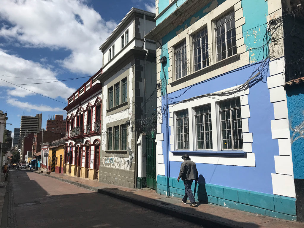 Bogota - Colombie - Candelaria - Parenthèse Colombienne