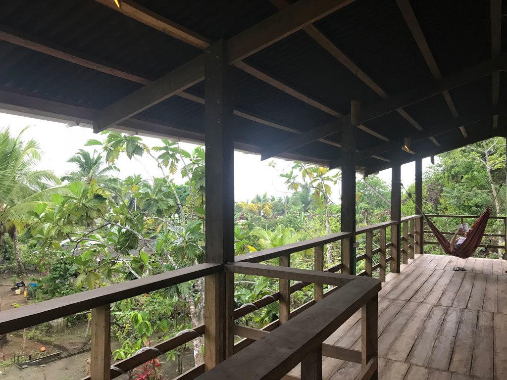 Pelican House Hostel dans le Choco