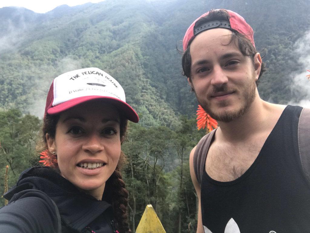 Arrivée à la Finca las Montañas dans la Vallée de Cocora
