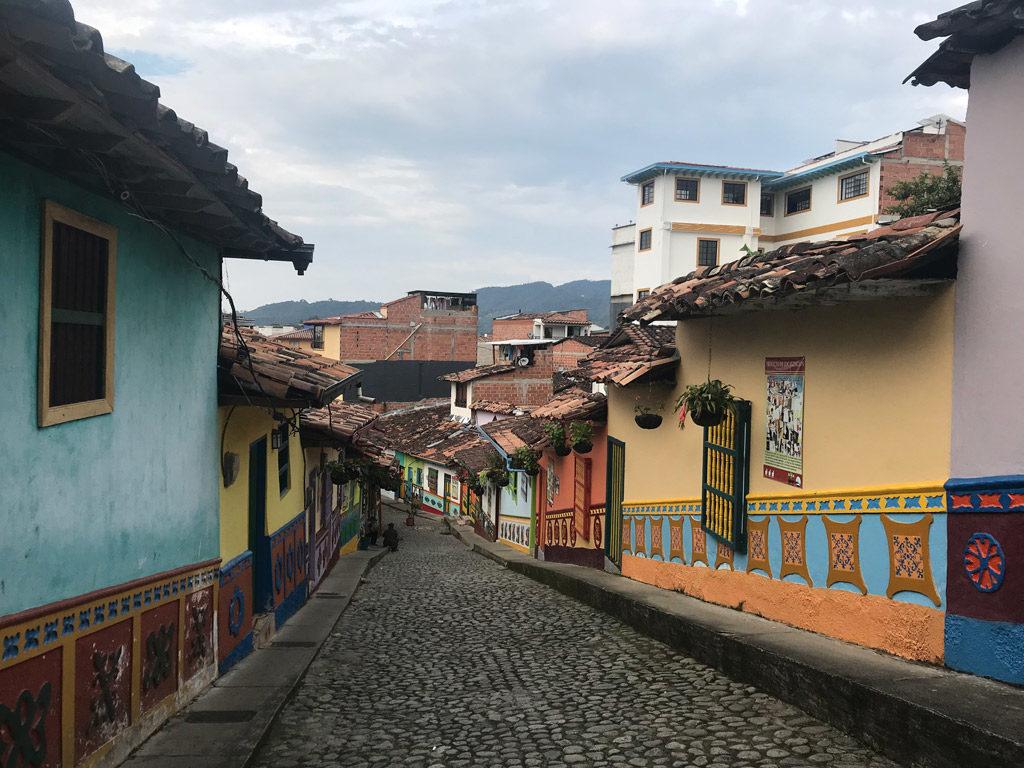 Visite de Guatapé en Colombie