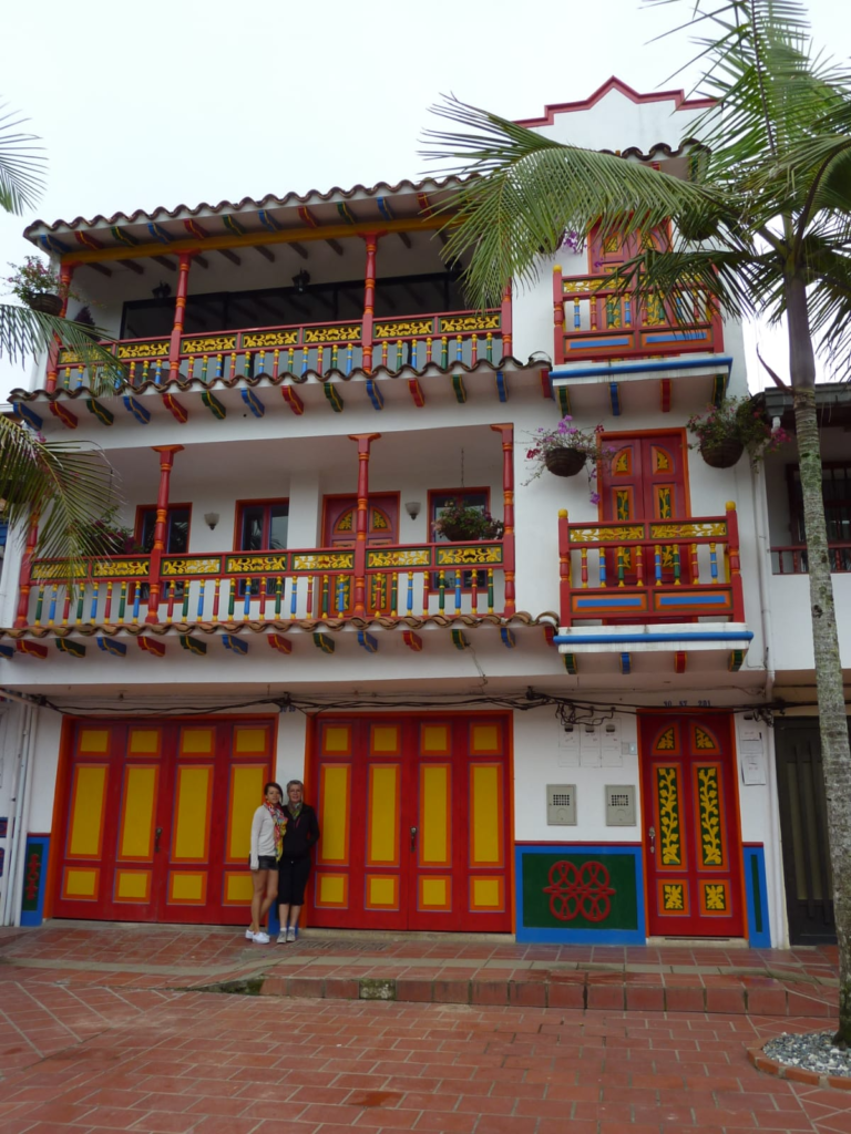 Hotel à Guatapé