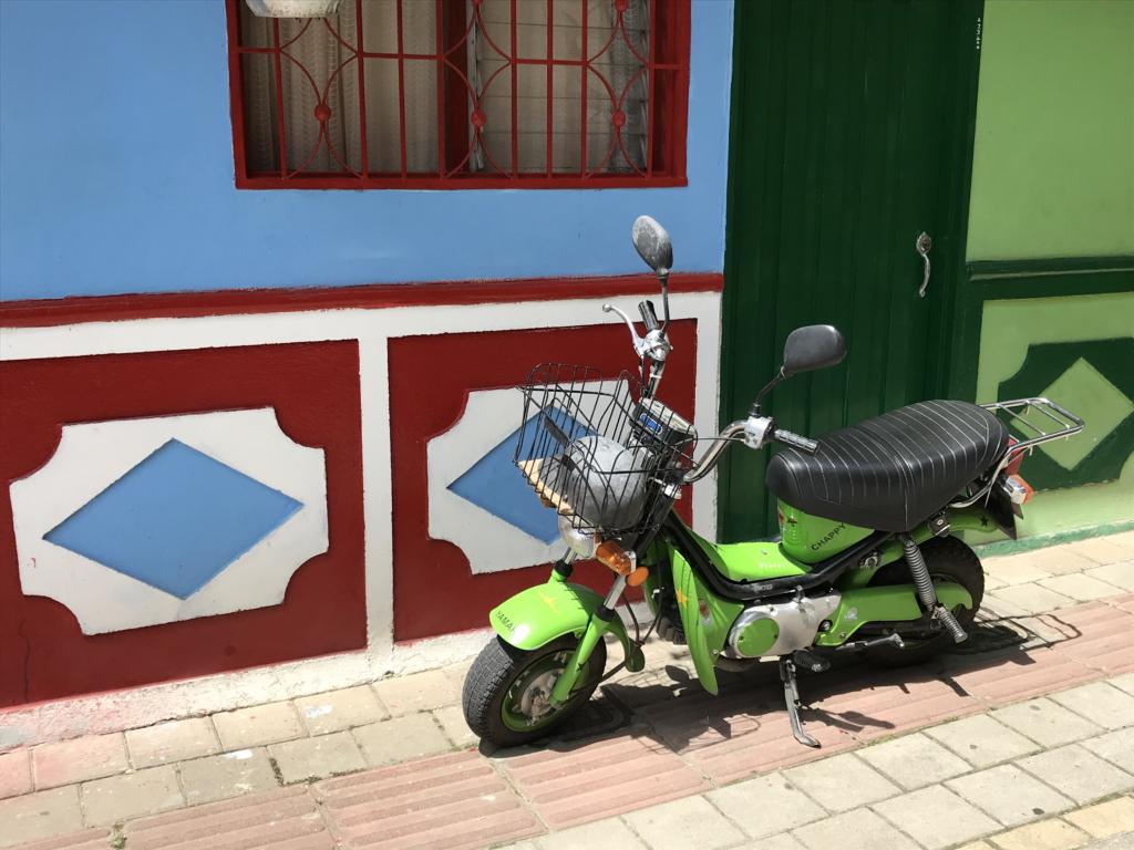 Balade dans les rues de Guatapé