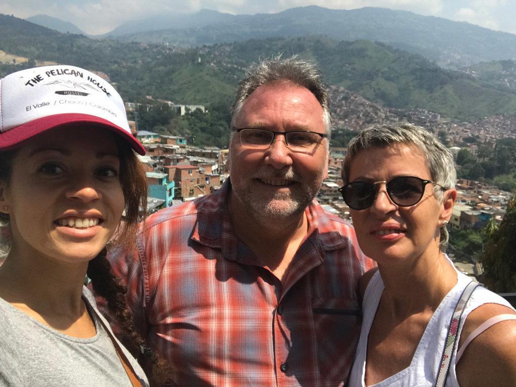 La visite de la comuna 13, activité incontournable à Medellin
